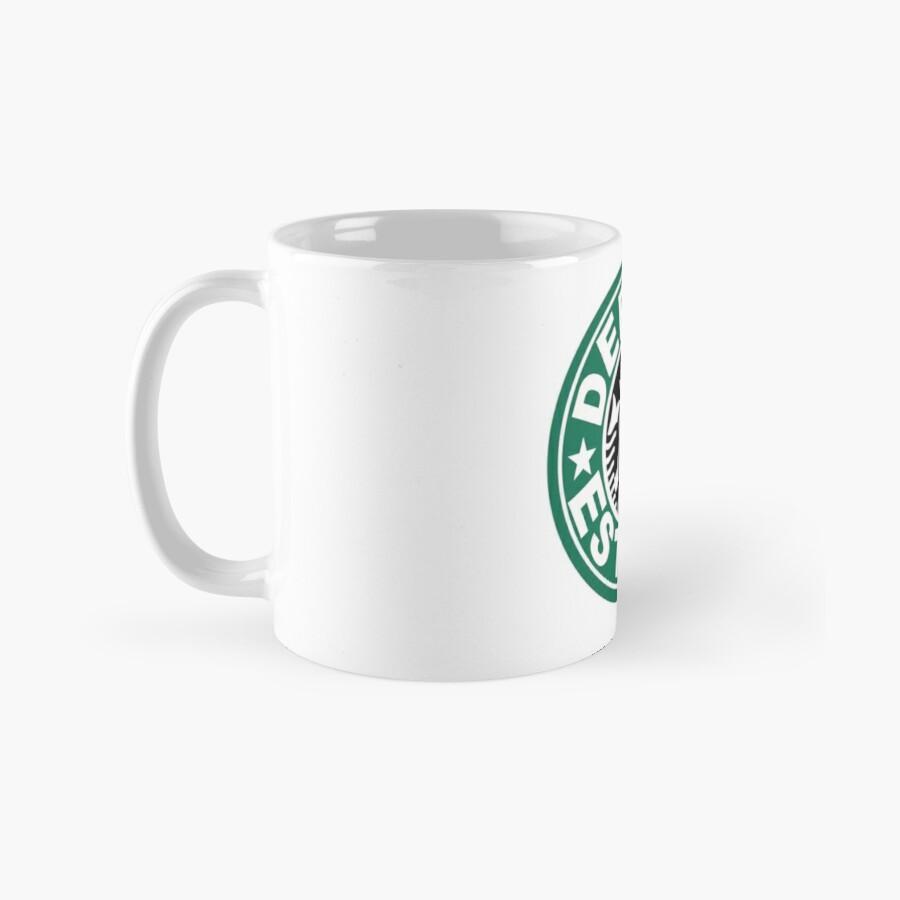 Depaul Starbucks Logo Depaul University School College - Ceramic 11Oz 15Oz Coffee Mug - Kitchen ...