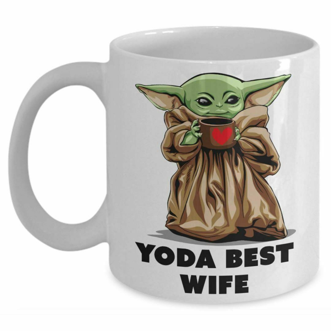 Best Wife Ever Birthday Gift Love You I Do Coffee Mug Yoda Best Wife Mug
